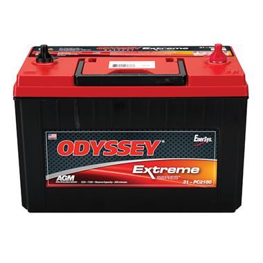 Odyssey Extreme Series Marine Battery Model 31M-PC2150ST