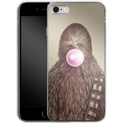 Apple iPhone 6s Silikon Handyhuelle - Big Chew von Eric Fan