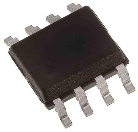 Microchip AT25256B-SSHL-T, 256kbit EEPROM Memory Chip, 80 8-Pin SOIC-8 Serial-SPI (4000)
