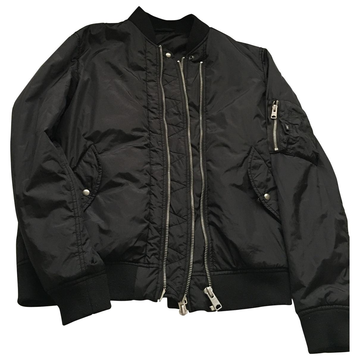 All Saints \N Black jacket  for Men 38 UK - US