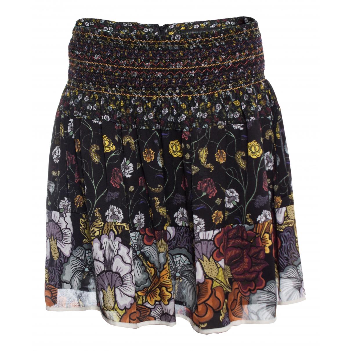 Mini falda de Seda Proenza Schouler