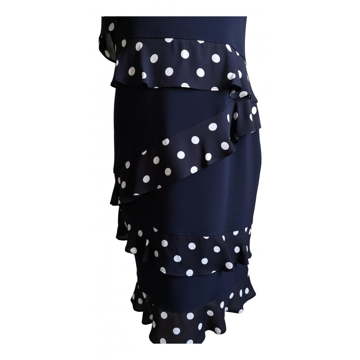 Joseph Ribkoff \N Kleid in  Marine Polyester
