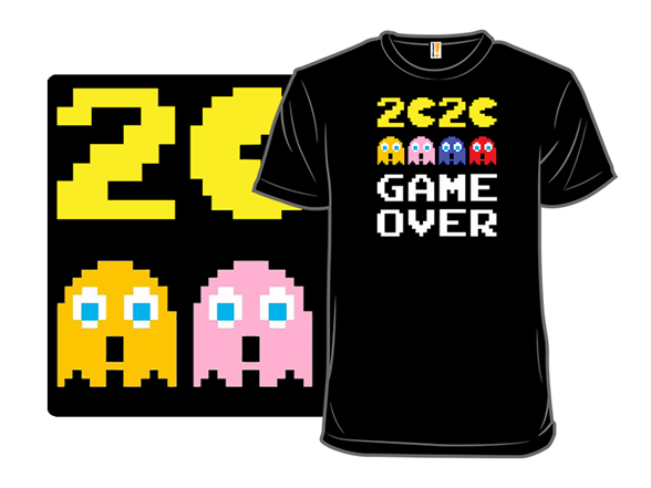 Game Over 2020 T Shirt