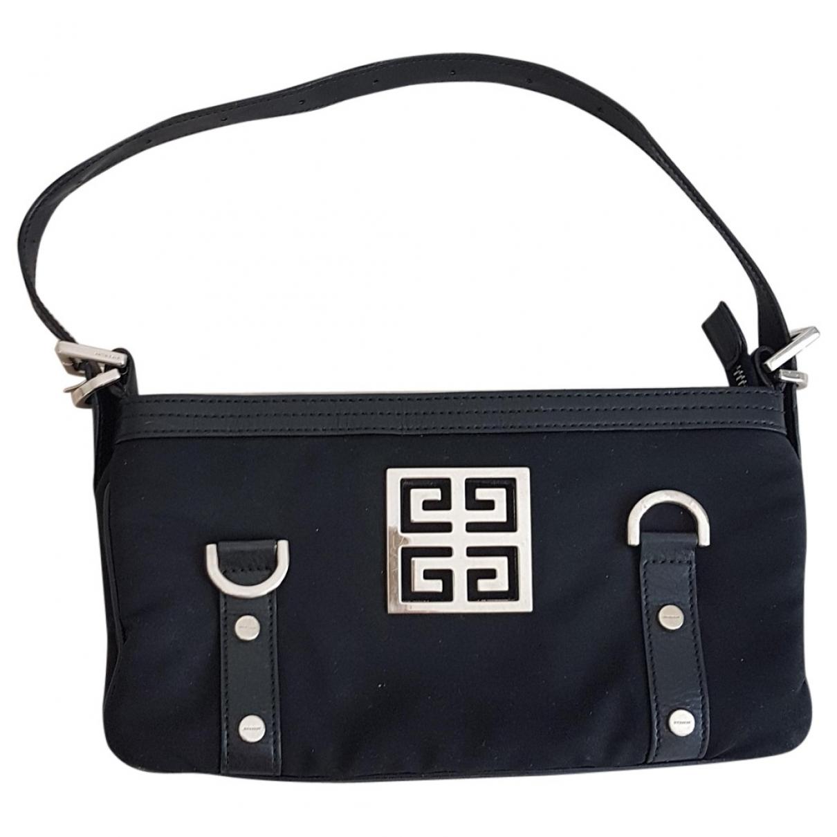 Givenchy - Pochette   pour femme en toile - noir