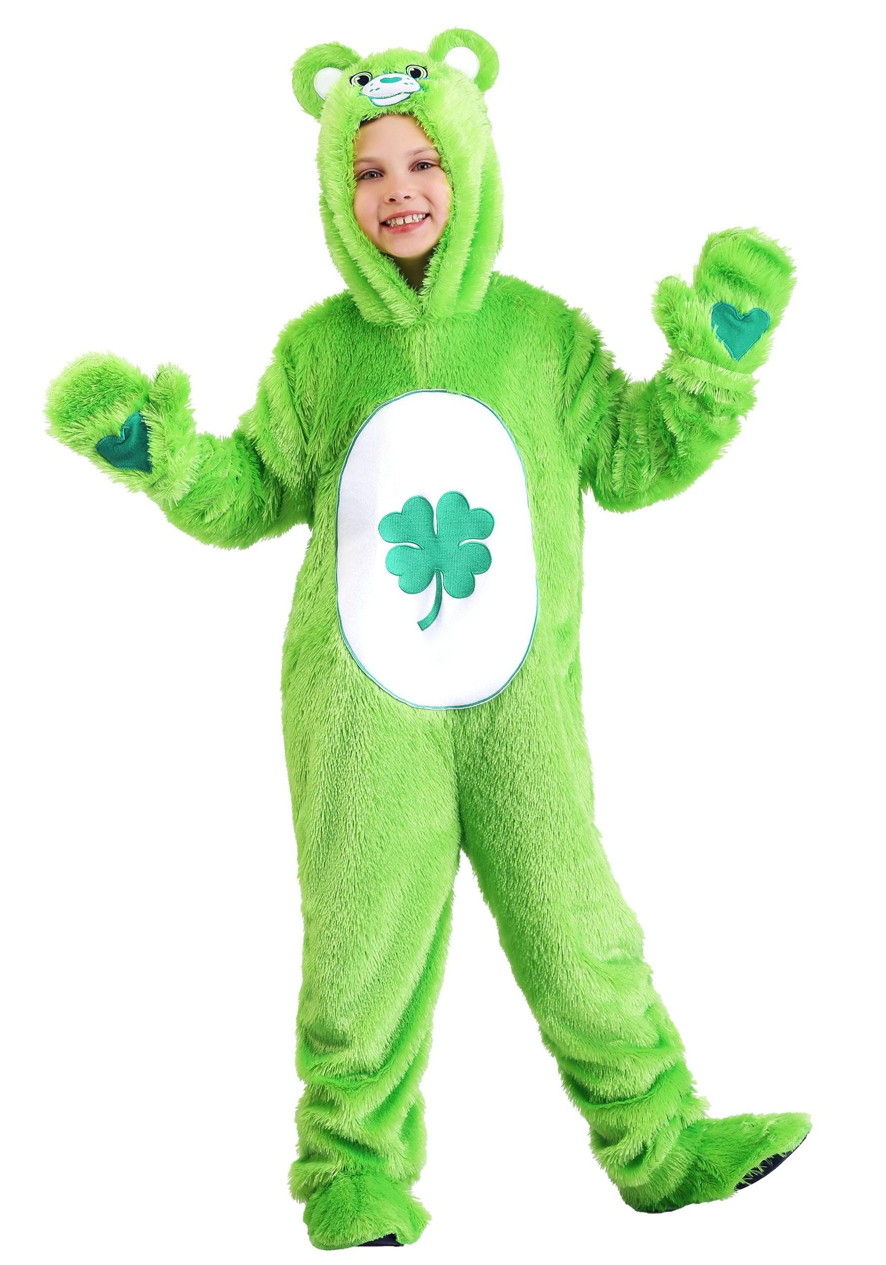 Child Care Bears Classic Good Luck Bear Costume
