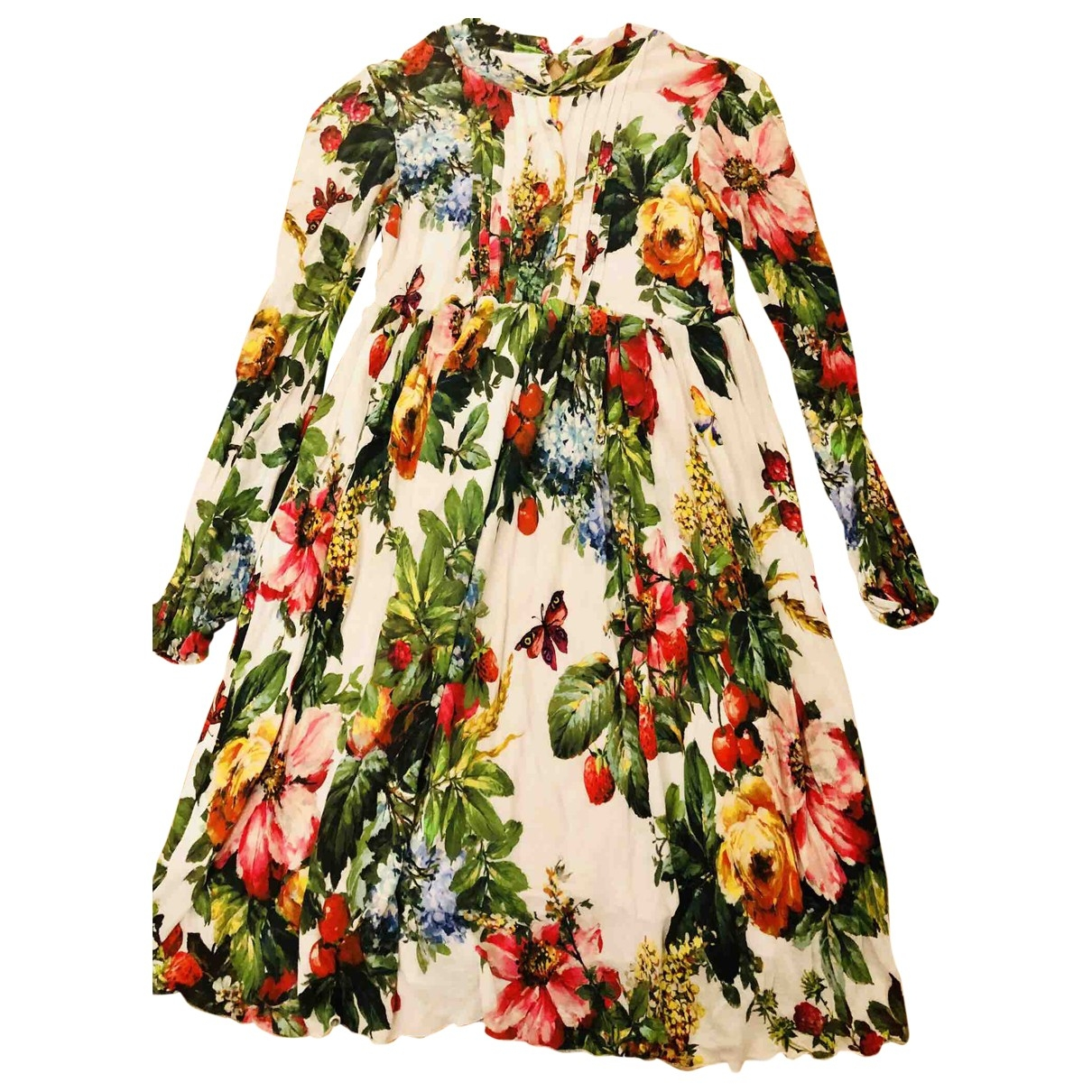 Dolce & Gabbana \N Cotton dress for Kids 10 years - until 56 inches UK
