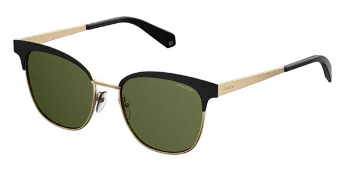 Polaroid PLD 4055/S Polarized 2O5/UC Women's Sunglasses Black Size 54