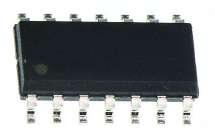 Texas Instruments TL064ACD , Op Amp, 1MHz, 14-Pin SOIC (10)