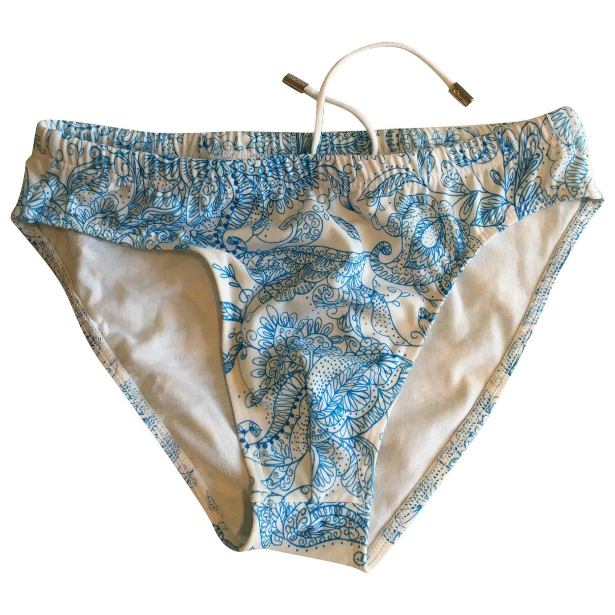 La Perla \N Badeanzug in  Blau Polyester