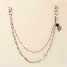 Astronaut Charm Pant Chain
