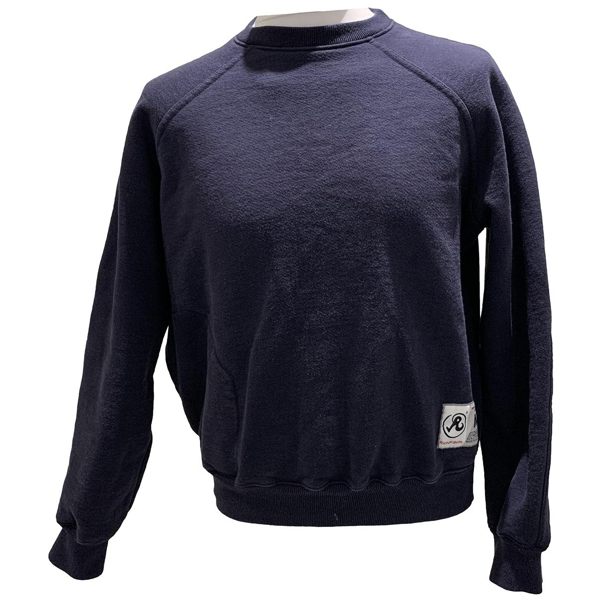 Richardson \N Pullover.Westen.Sweatshirts  in  Blau Baumwolle
