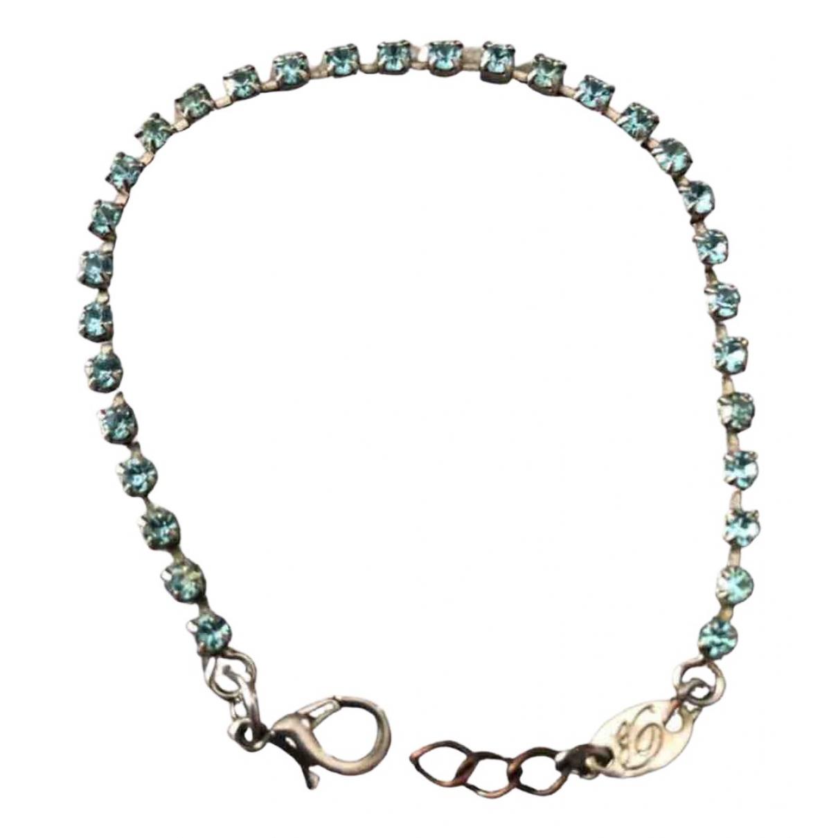 Blumarine \N Armband in  Silber Stahl