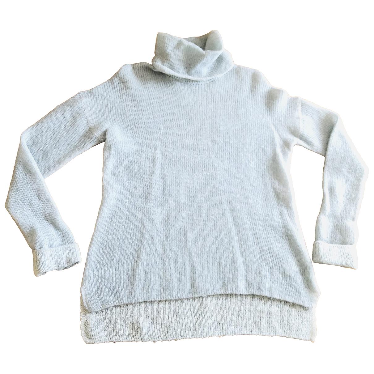 Peserico - Pull   pour femme en laine - marine