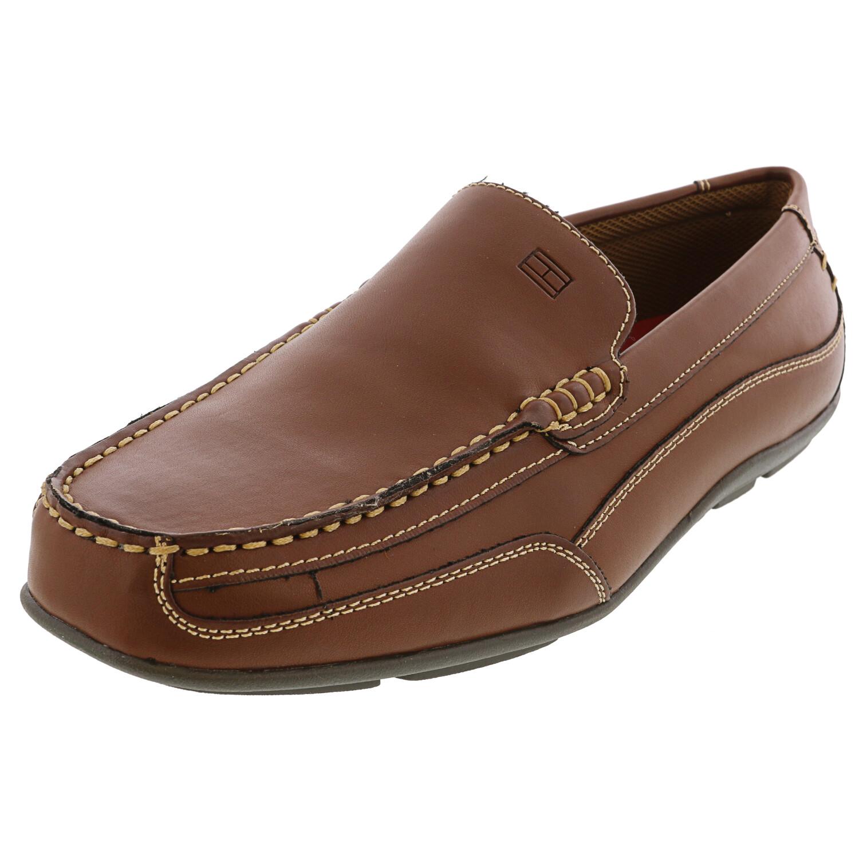 Tommy Hilfiger Men's Dathan Light Brown Loafers & Slip-On - 8.5W