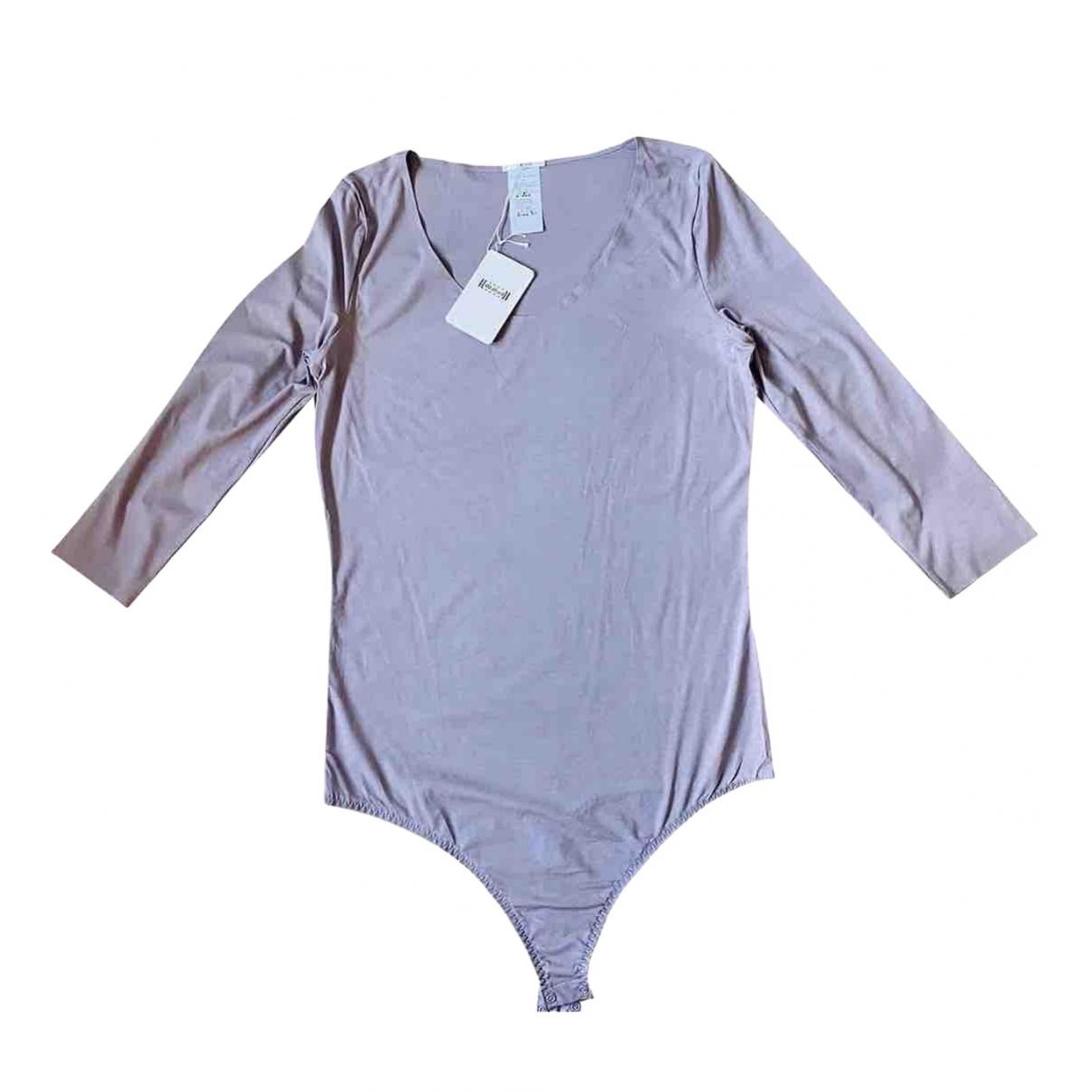 Wolford - Top   pour femme - violet