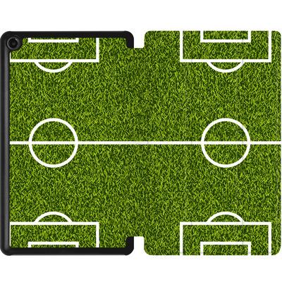 Amazon Fire 7 (2017) Tablet Smart Case - Soccer Field von caseable Designs