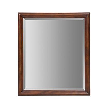 M-MALAGO-36DM Malago 36-inch Mirror  in Distressed