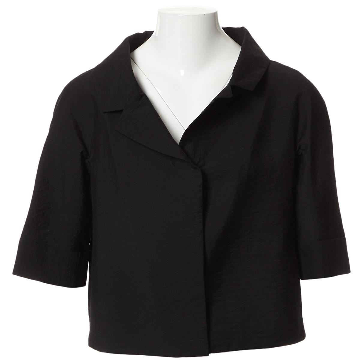 Marni - Top   pour femme en laine - noir