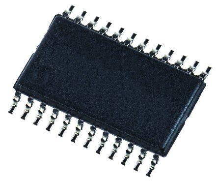 Texas Instruments SN74CB3T3384PW, Bus Switch, 5 x 1:1, 24-Pin TSSOP (5)