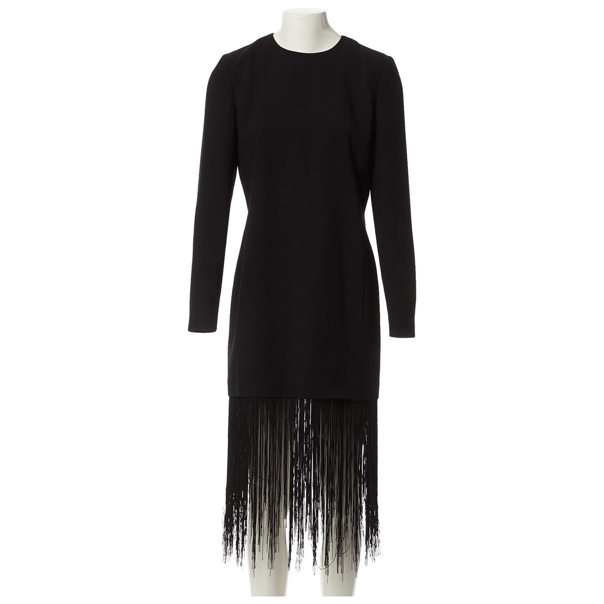 Givenchy - Robe   pour femme en laine - noir