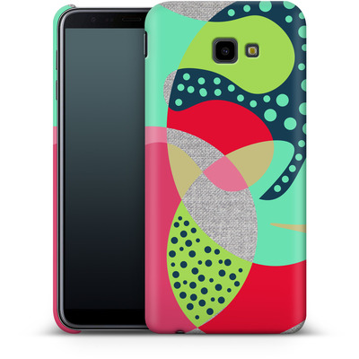 Samsung Galaxy J4 Plus Smartphone Huelle - Naive III von Susana Paz