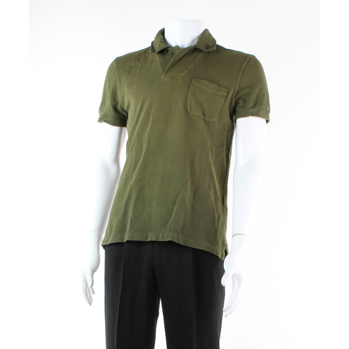 Tom Ford \N Poloshirts in  Gruen Baumwolle