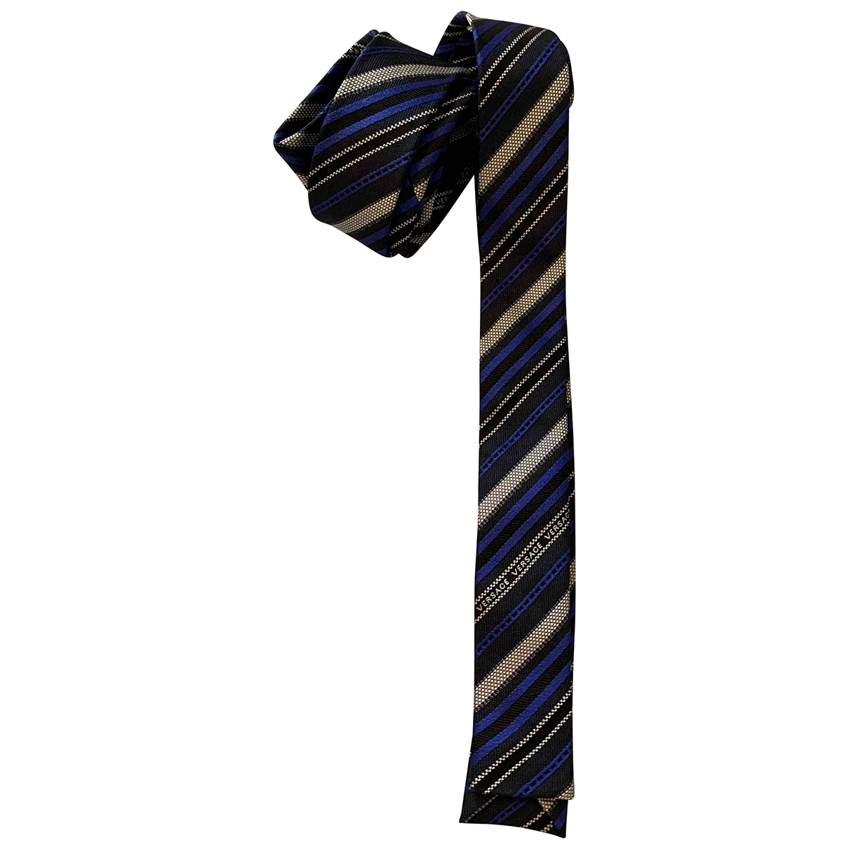 Versace \N Krawatten in Seide