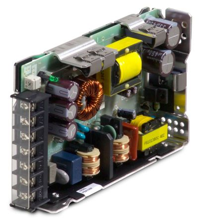 Cosel , 105W Embedded Switch Mode Power Supply SMPS, 15V dc, Open Frame