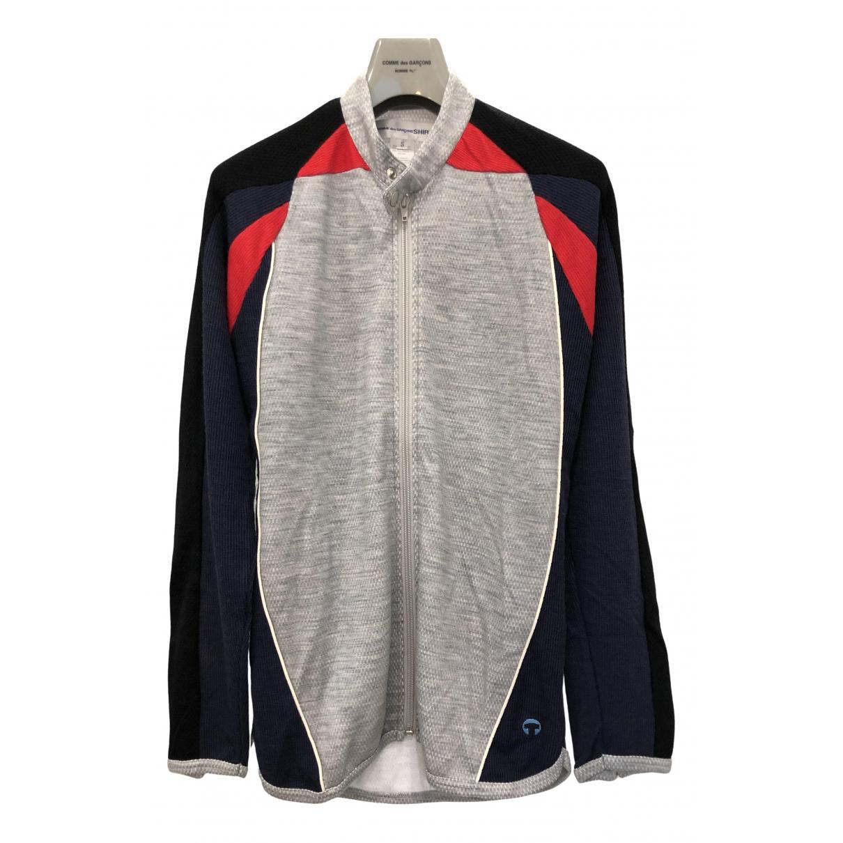 Comme Des Garcons \N Pullover.Westen.Sweatshirts  in  Grau Polyester