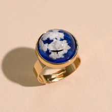 1pc Wolke Muster Ring