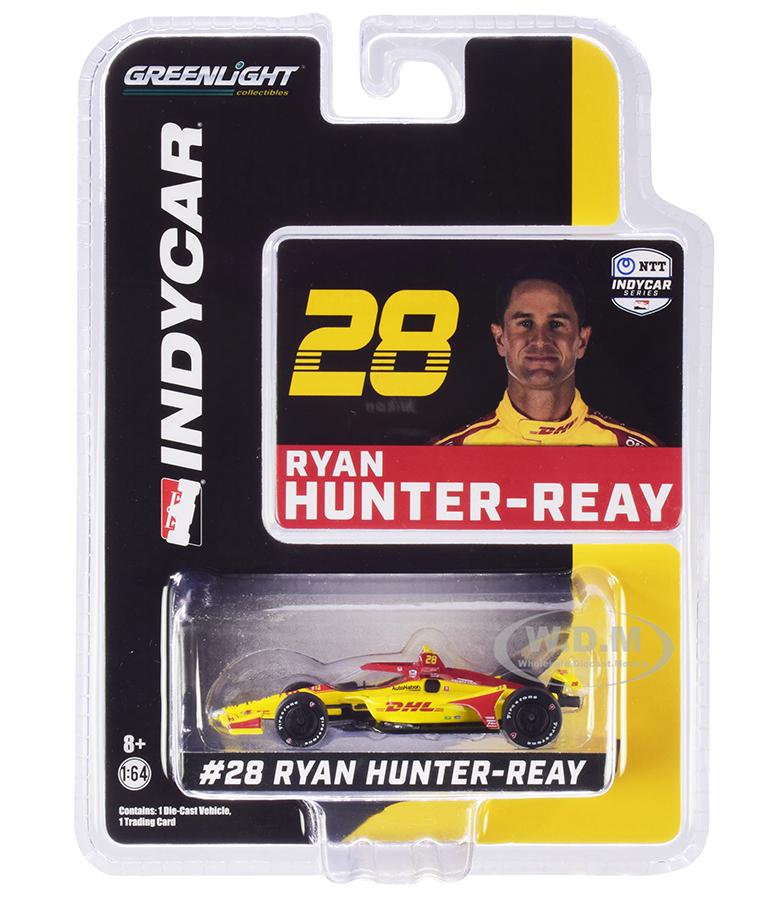 Dallara IndyCar 28 Ryan Hunter-Reay
