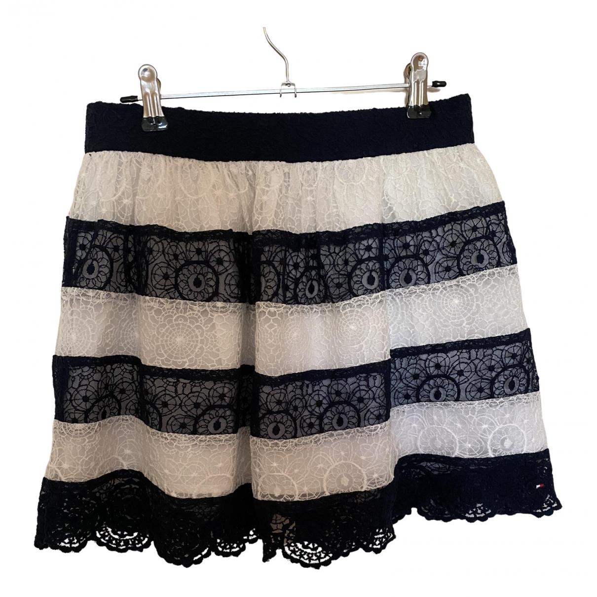 Mini falda Tommy Hilfiger
