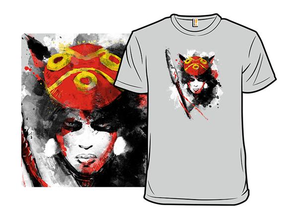 Warrior Princess T Shirt