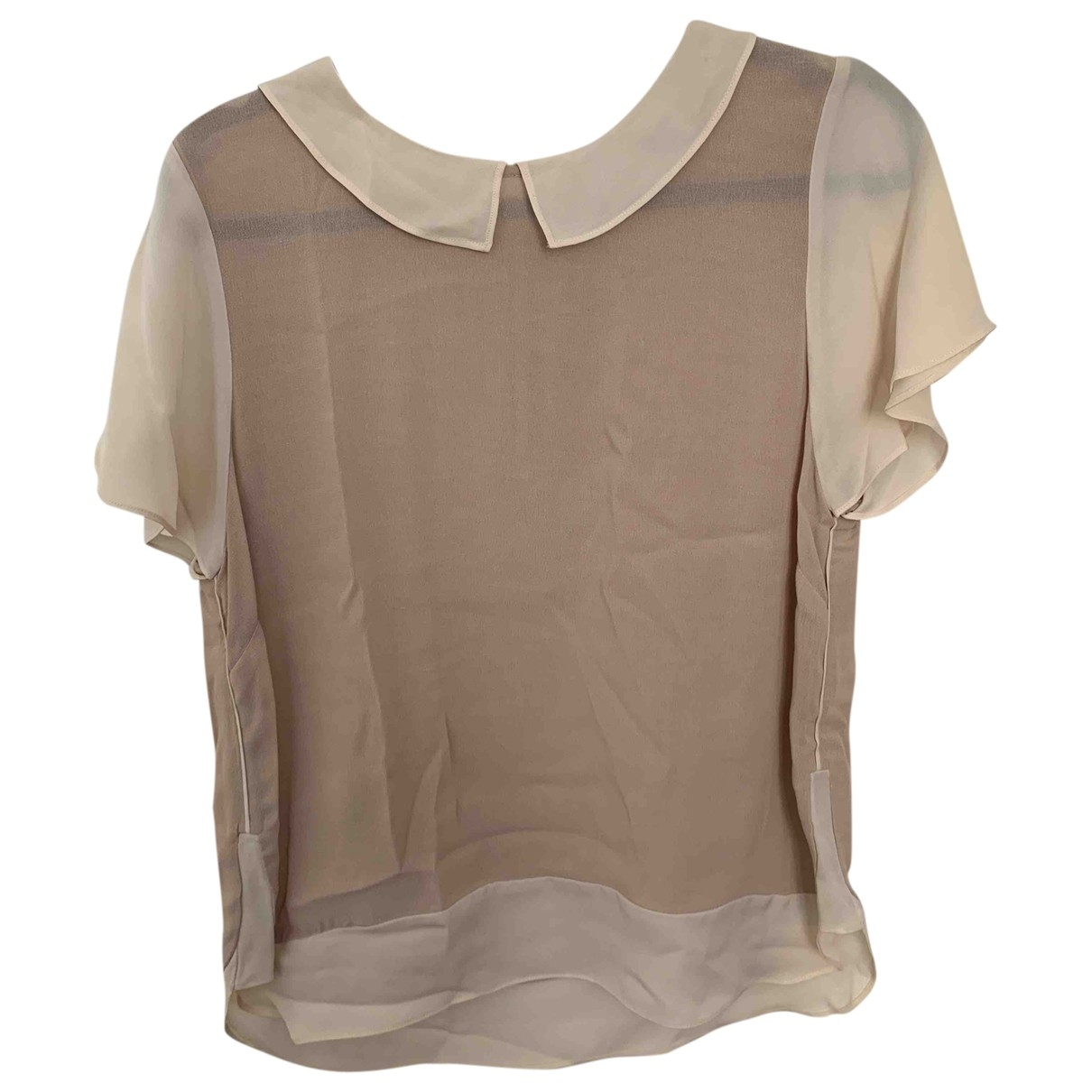By Malene Birger \N Pink  top for Women 36 FR