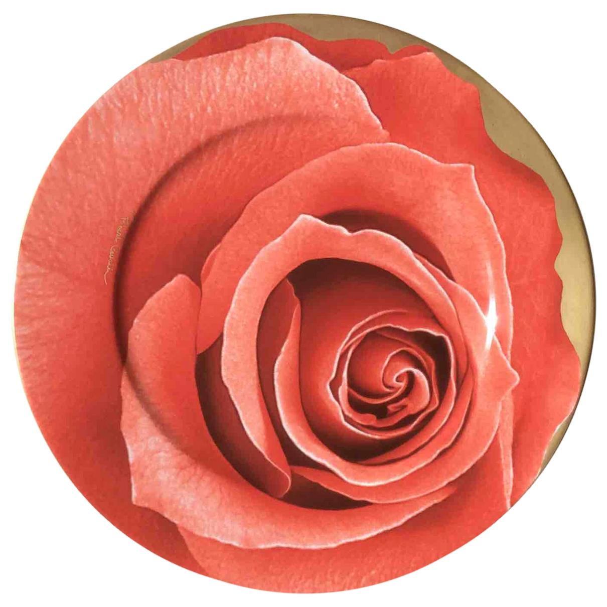 Roberto Cavalli - Objets & Deco   pour lifestyle en porcelaine - rouge