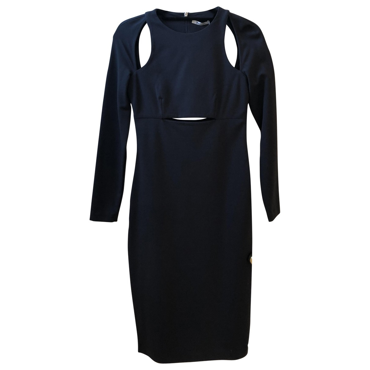 T By Alexander Wang \N Navy dress for Women S International
