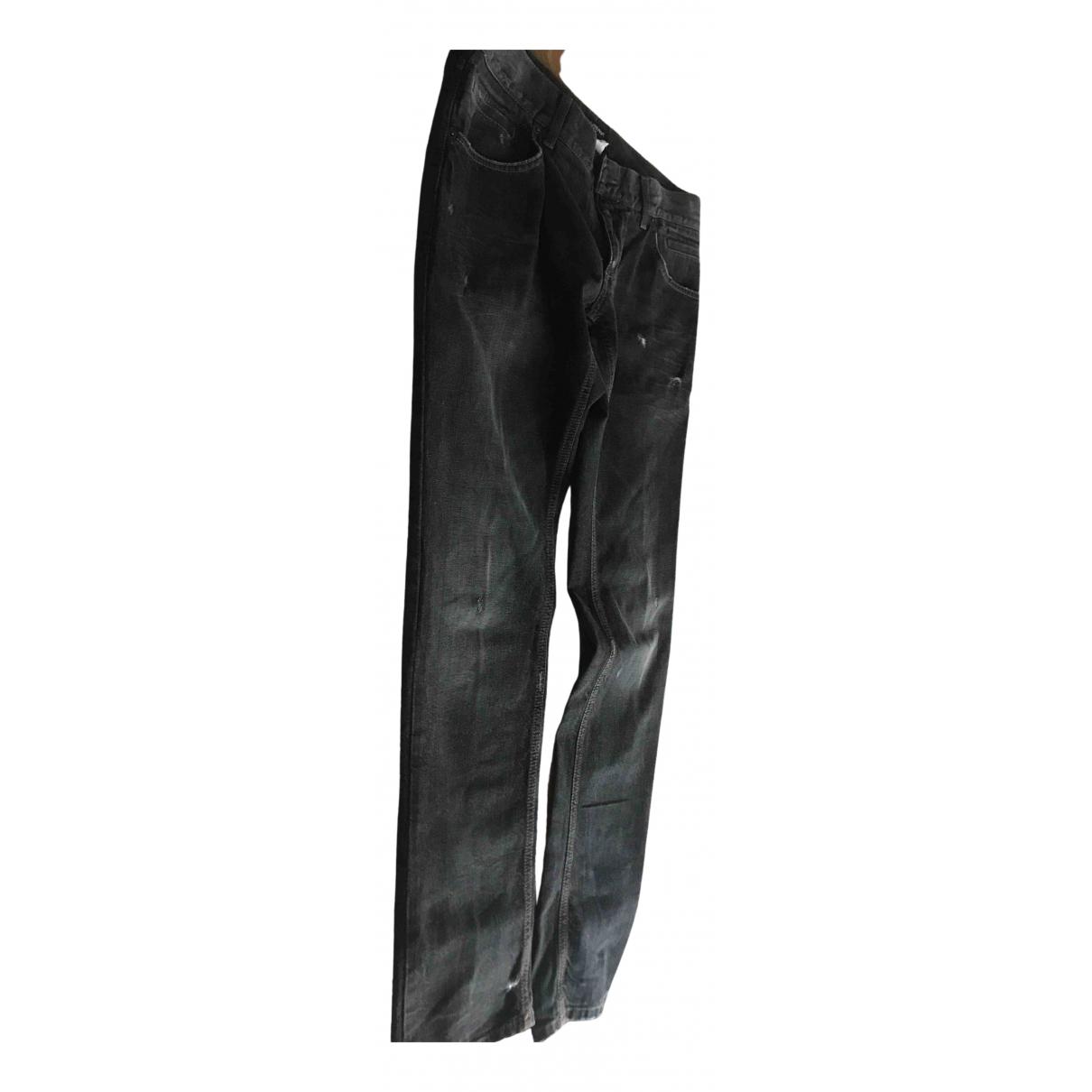 Pantalones en Denim - Vaquero Gris Dolce & Gabbana