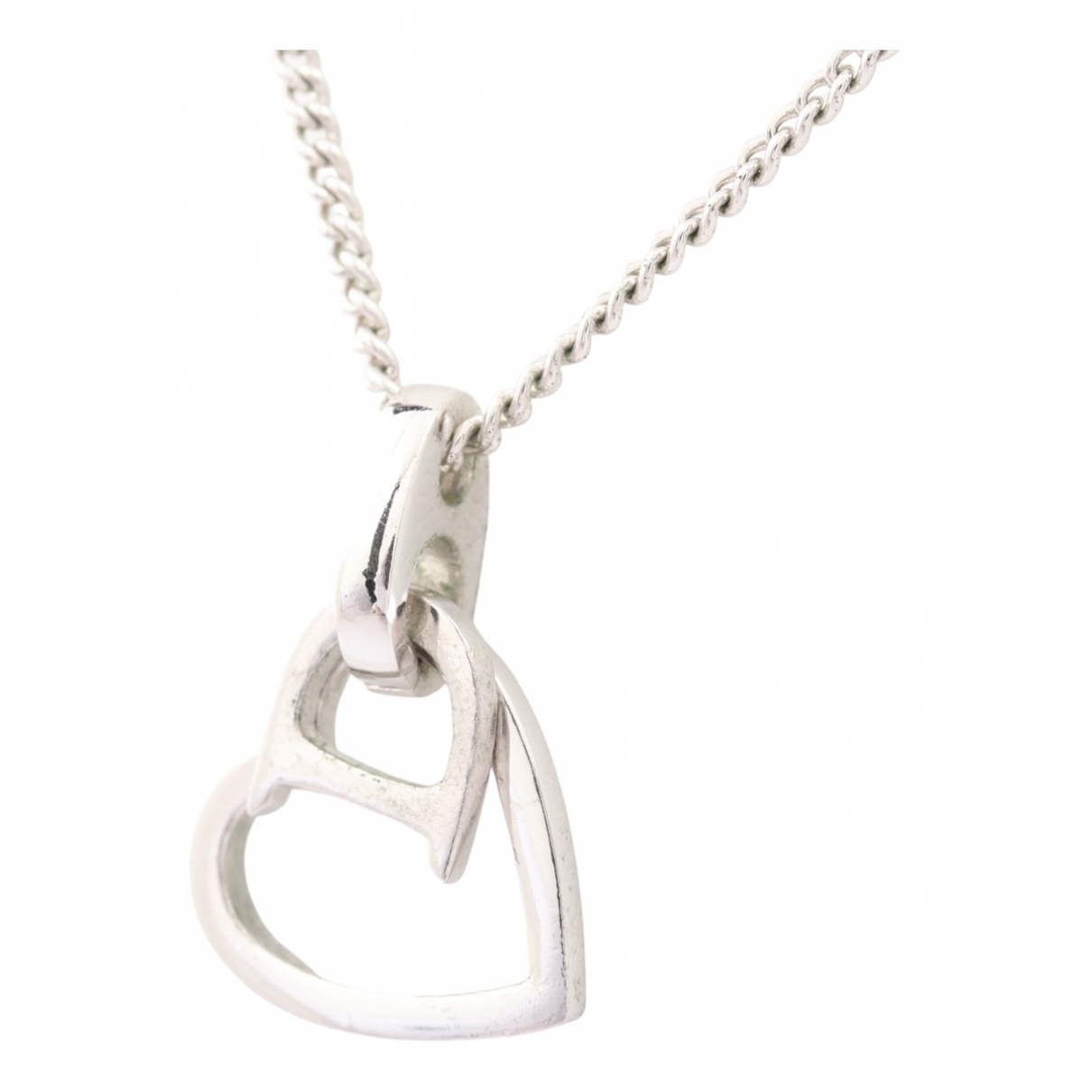 Dior N Silver Silver necklace for Women N