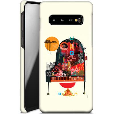 Samsung Galaxy S10 Smartphone Huelle - Sound of Joy von Victoria Topping