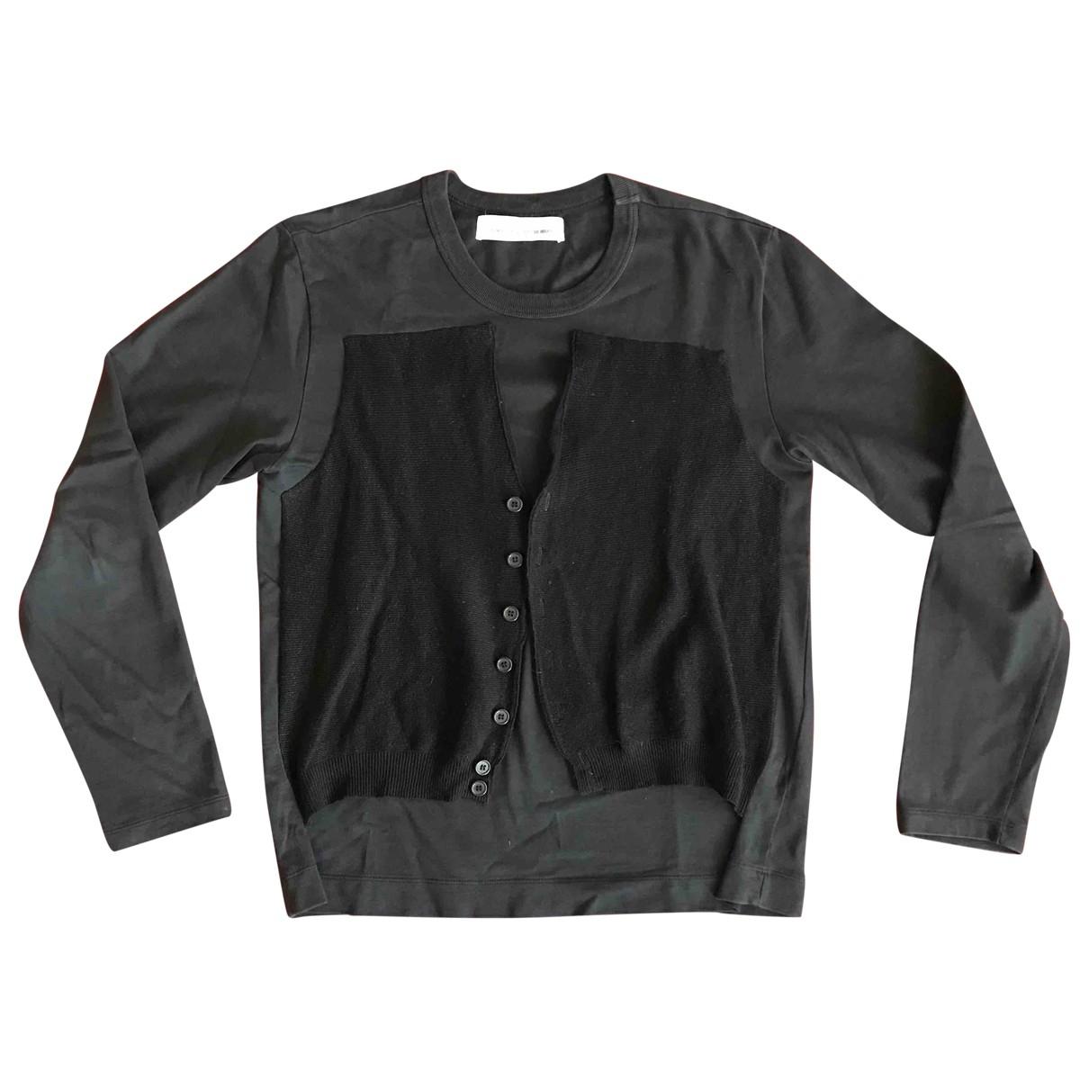 Golden Goose \N Pullover.Westen.Sweatshirts  in  Marine Baumwolle