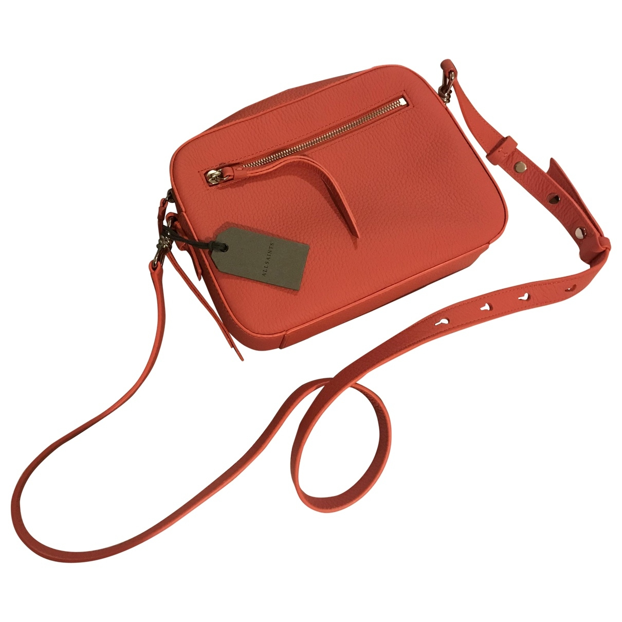 All Saints \N Leather handbag for Women \N