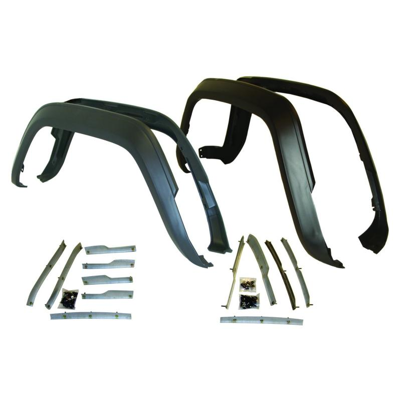 Crown Automotive 5AGKM Jeep Replacement Fenders Jeep Cherokee Front and Rear 1984-1996