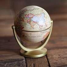 Dekoratives Objekt mit Globus Design
