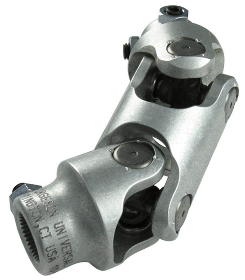Borgeson 223434 Steering Universal Joint; Double; Aluminum; 3/4-36 X 3/4-36
