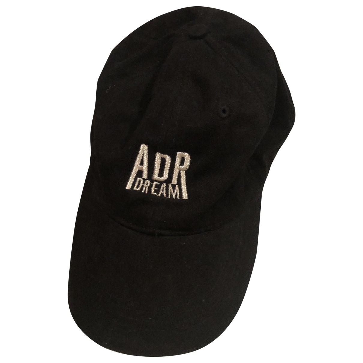 Gcds \N Black Cotton hat & pull on hat for Men M International