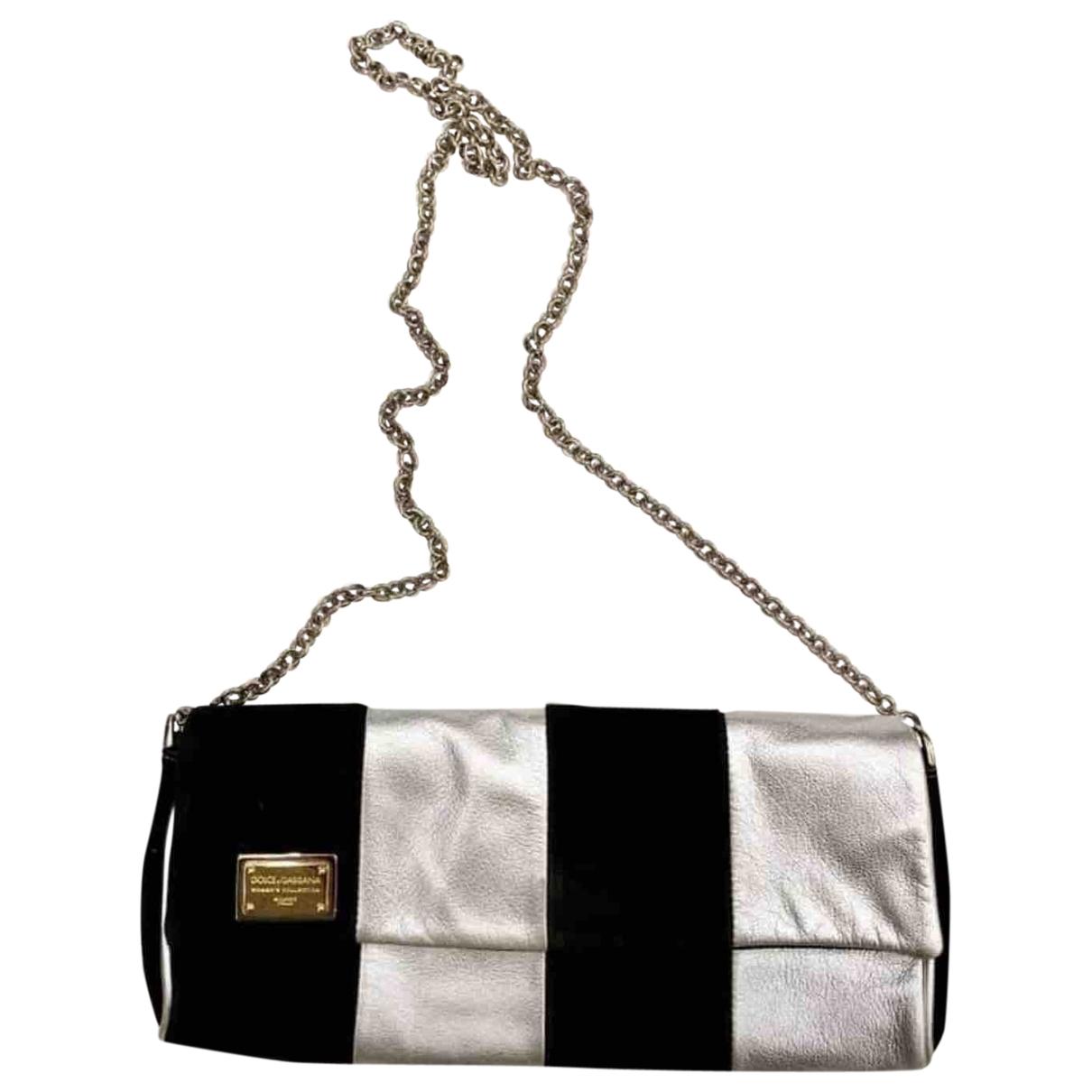 Dolce & Gabbana \N Multicolour Leather Clutch bag for Women \N