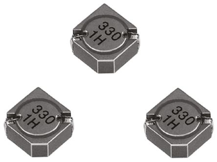 Panasonic , ELL8TP, ELL8TP Shielded Wire-wound SMD Inductor 47 μH ±20% Wire-Wound 1.5A Idc (5)