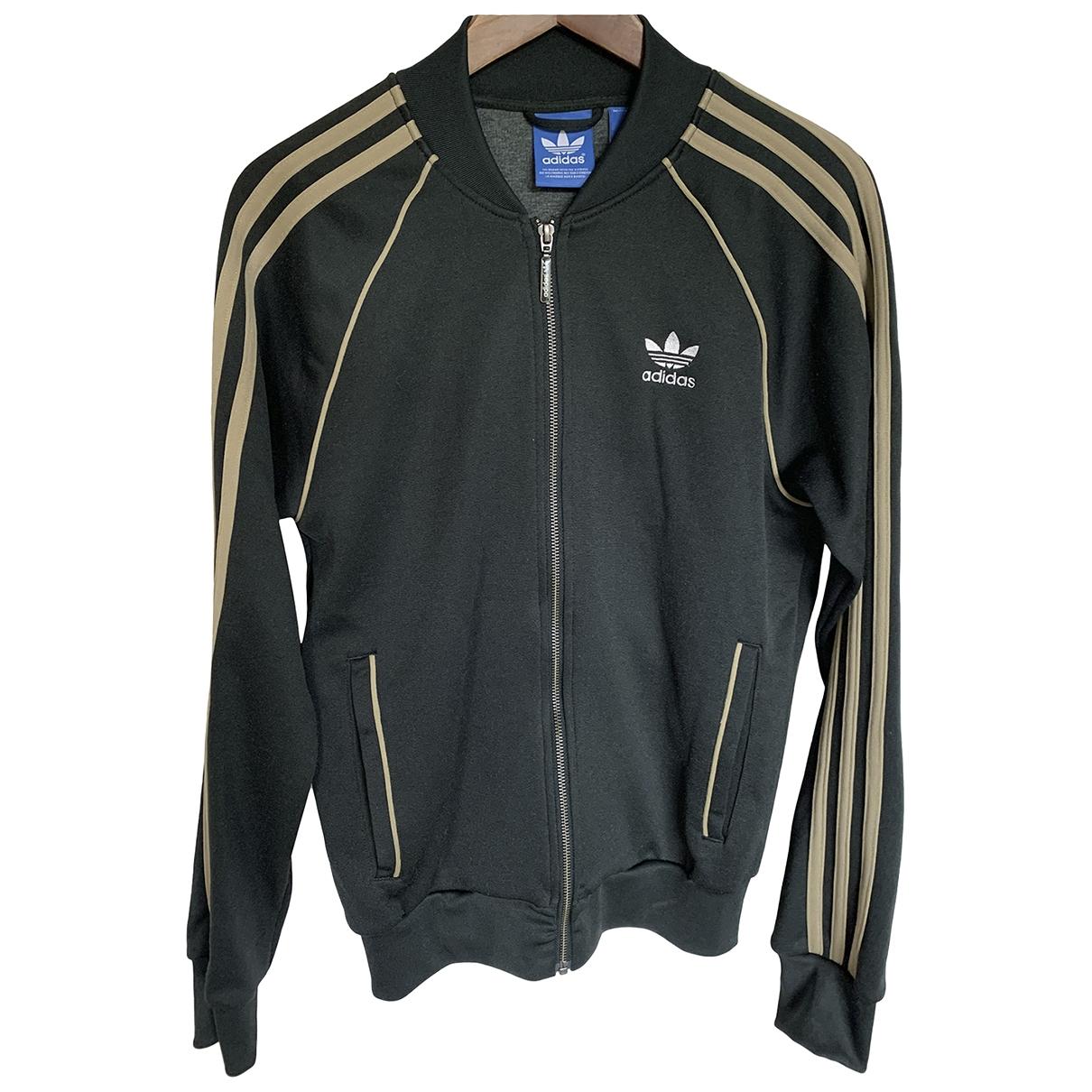 Adidas \N Pullover.Westen.Sweatshirts  in  Gruen Polyester
