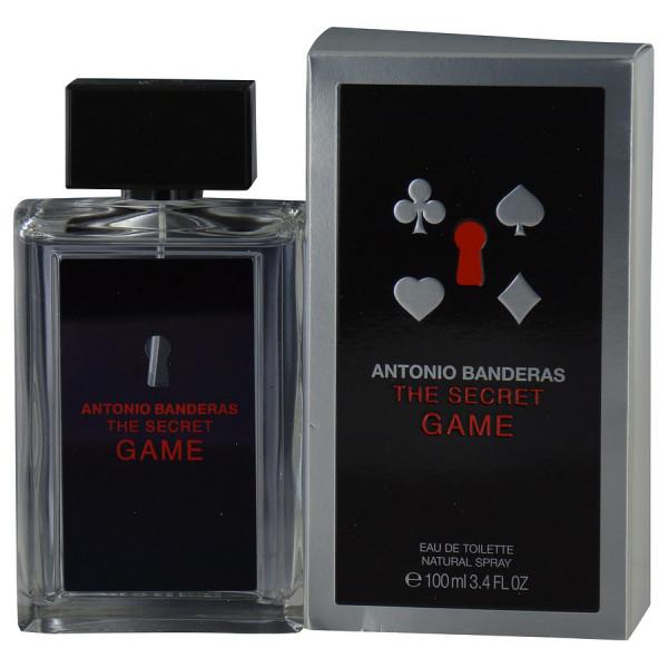 The Secret Game - Antonio Banderas Eau de toilette en espray 100 ML