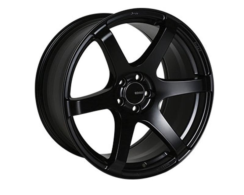 Enkei T6S Wheel Tuning Series Black 17x9 5x114.3 35mm